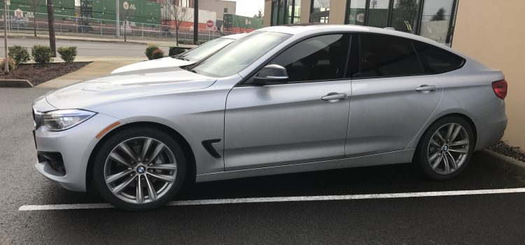 Upmixed Upgrade, the Reboot   Retaining Logic 7 in a BMW