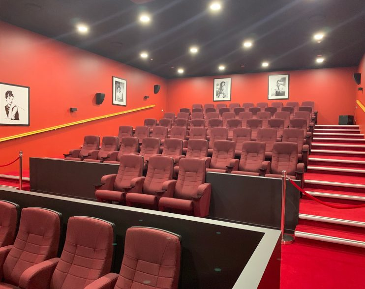 What If There's More Than One Seat? Center Channels and Upmixing