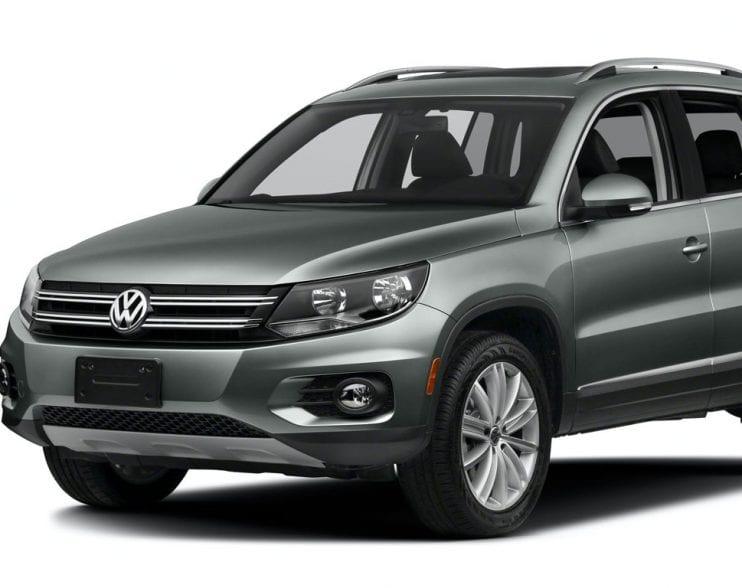 Vehicle OEM Analysis   2017 VW Tiguan Classic