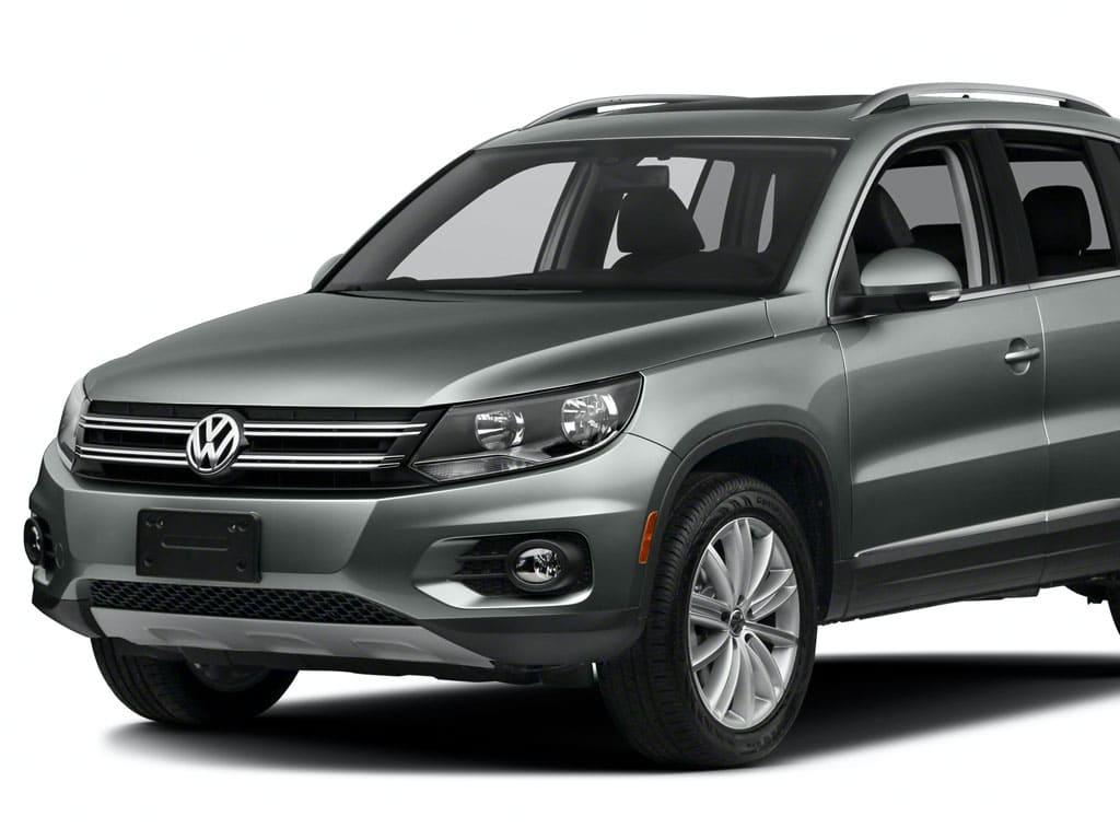 Vehicle OEM Analysis | 2017 VW Tiguan Classic